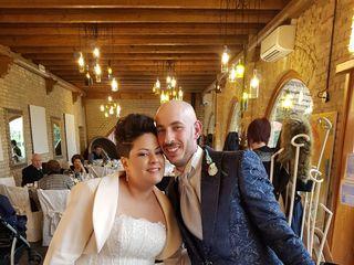 Le nozze di Eva e Adriano 2