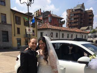 Le nozze di Paola e Samuel  1