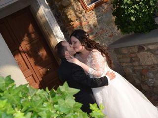 Le nozze di Paola e Samuel