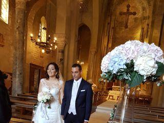 Le nozze di Rosalinda e Alfredo 1