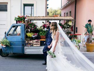 Le nozze di Cinzia e Carmelo