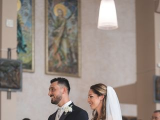 Le nozze di Maria e Stefano 1
