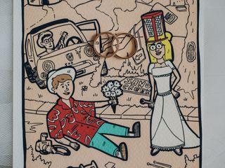 Le nozze di Gioele  e Ester  1