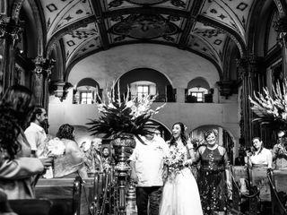 Le nozze di Abril e Carlos 3