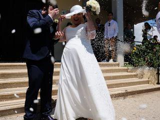 Le nozze di Gerardo e Cristina