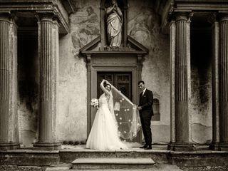 Le nozze di Luisa e Fabrizio