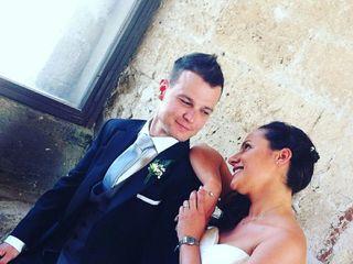 Le nozze di Daniela e Daniel 1