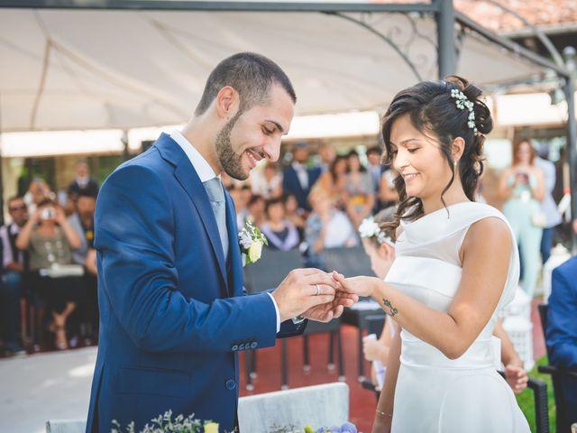Il matrimonio di Marco e Marta a Cocconato, Asti 21