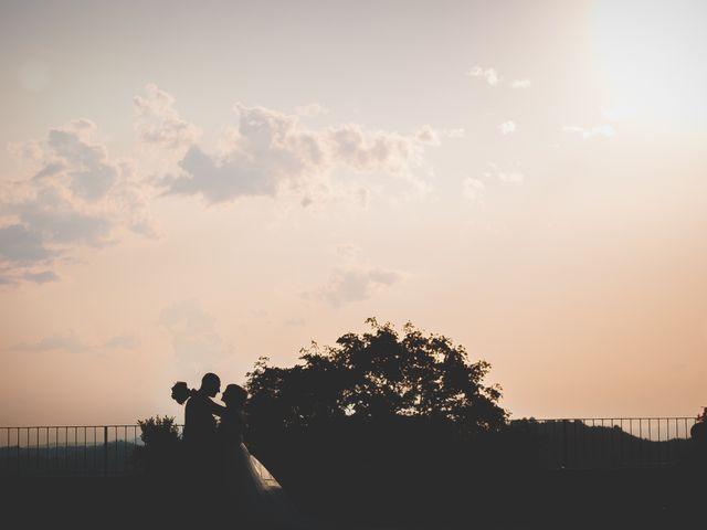 Il matrimonio di Marco e Marta a Cocconato, Asti 32