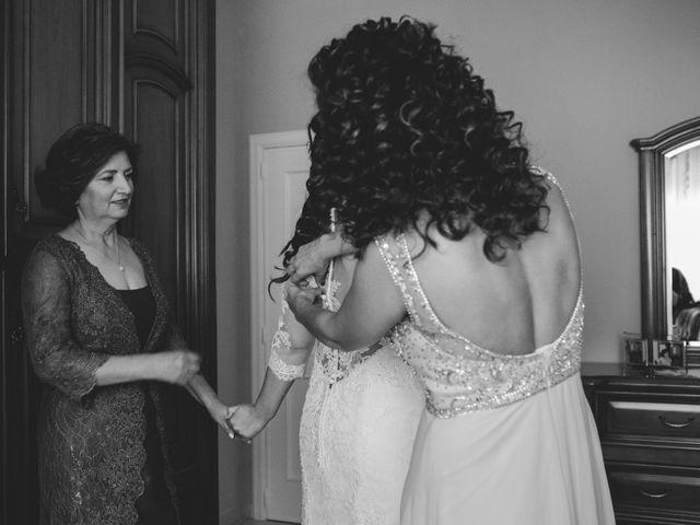 Il matrimonio di Andrea e Debora a Castro, Lecce 13