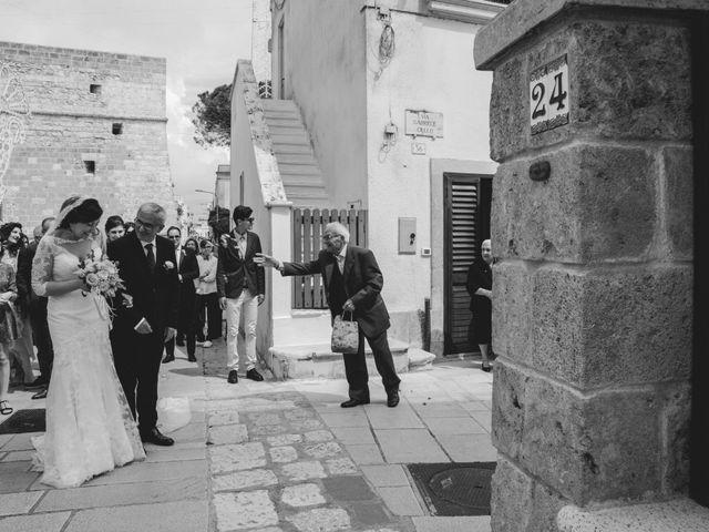 Il matrimonio di Andrea e Debora a Castro, Lecce 21