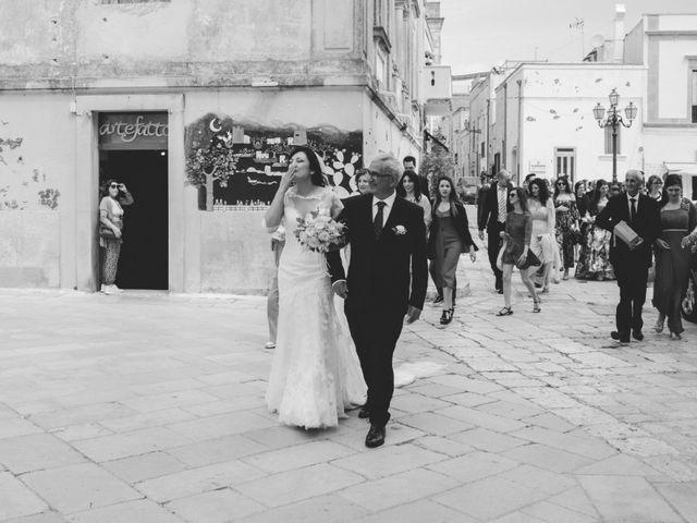 Il matrimonio di Andrea e Debora a Castro, Lecce 24
