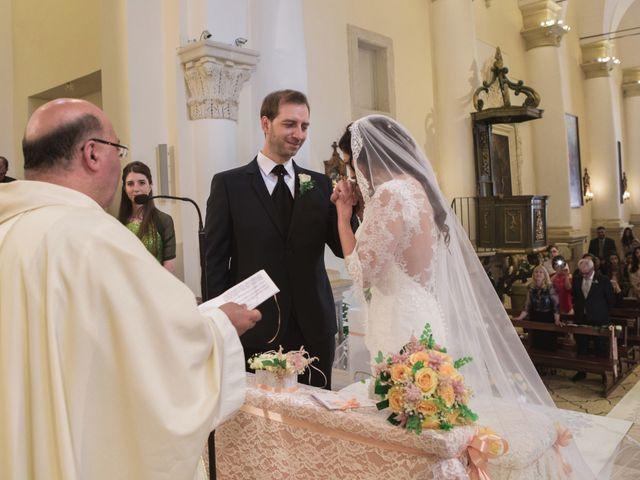 Il matrimonio di Andrea e Debora a Castro, Lecce 32