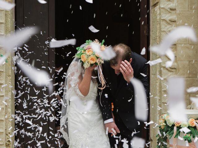 Il matrimonio di Andrea e Debora a Castro, Lecce 1