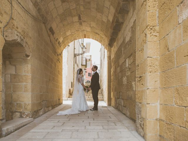 Il matrimonio di Andrea e Debora a Castro, Lecce 34
