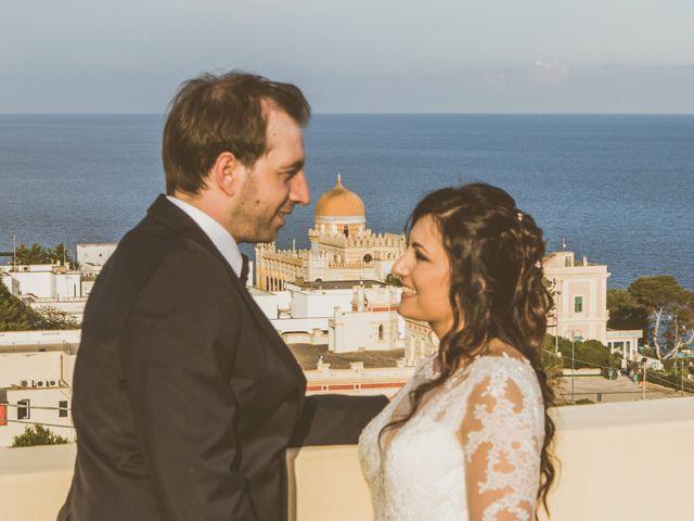 Il matrimonio di Andrea e Debora a Castro, Lecce 47