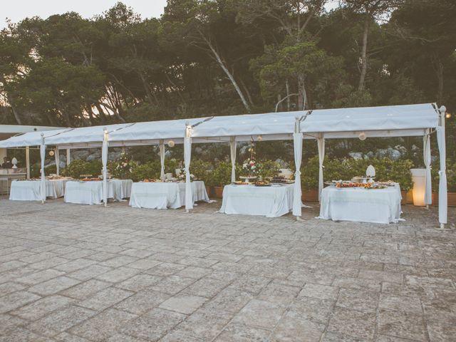 Il matrimonio di Andrea e Debora a Castro, Lecce 50