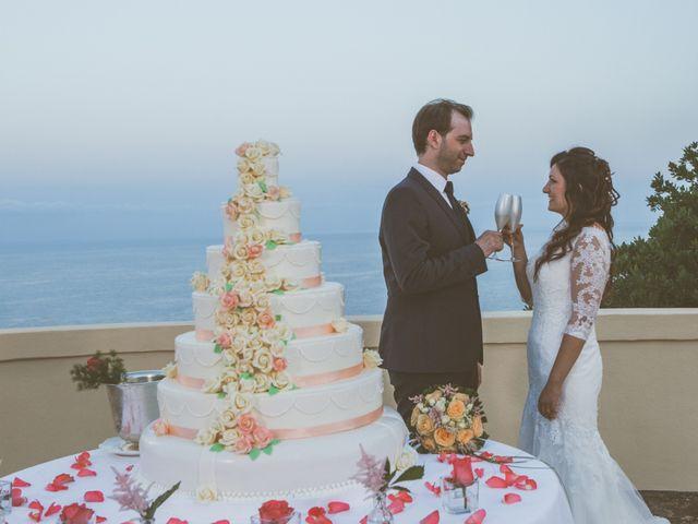 Il matrimonio di Andrea e Debora a Castro, Lecce 52