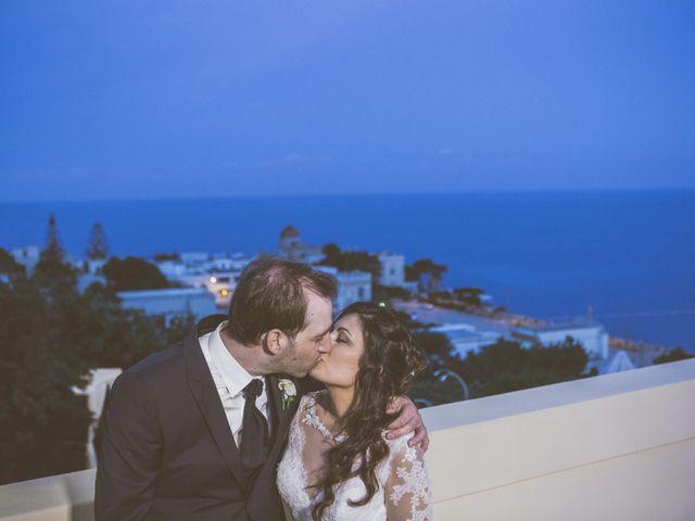 Il matrimonio di Andrea e Debora a Castro, Lecce 53