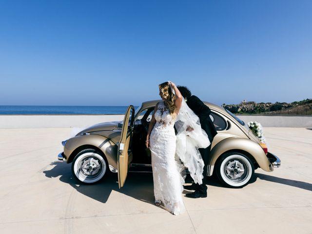 Il matrimonio di Carmelo e Cinzia a Portopalo di Capo Passero, Siracusa 2