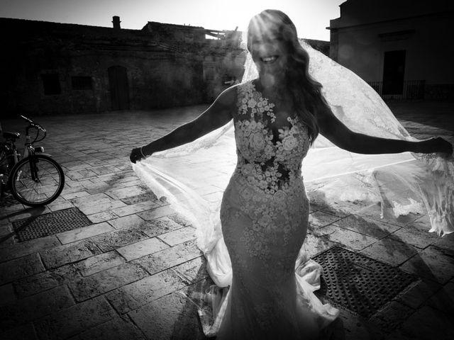 Il matrimonio di Carmelo e Cinzia a Portopalo di Capo Passero, Siracusa 20