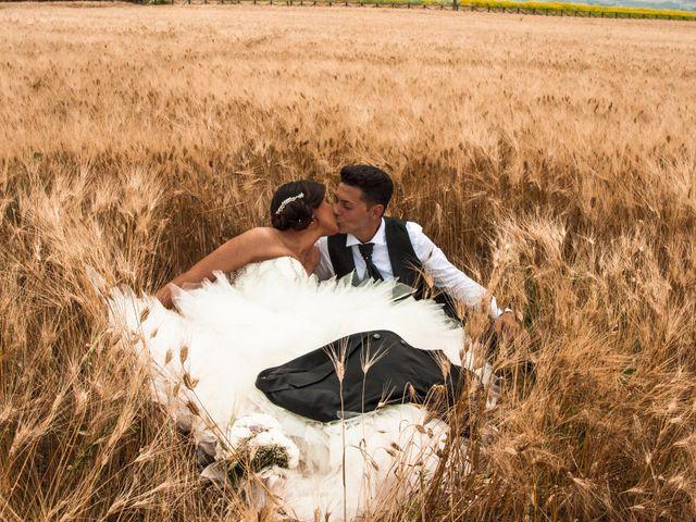 Le nozze di Noemi e Armando