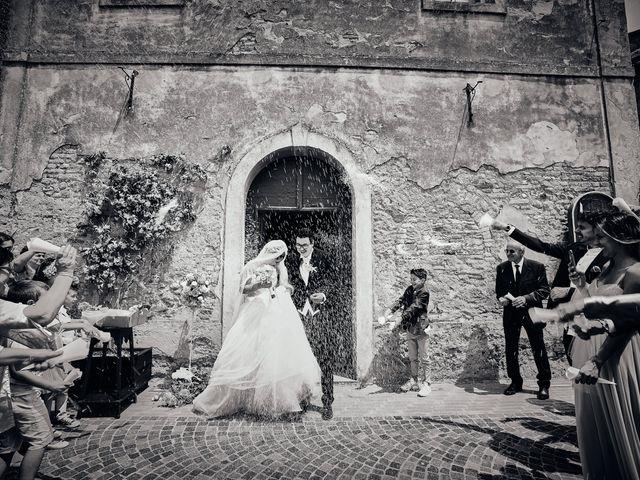 Il matrimonio di Valentina e Matteo a Città della Pieve, Perugia 2