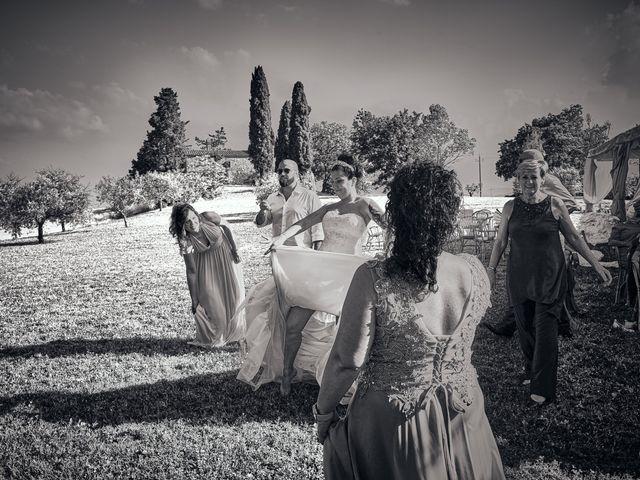 Il matrimonio di Valentina e Matteo a Città della Pieve, Perugia 3