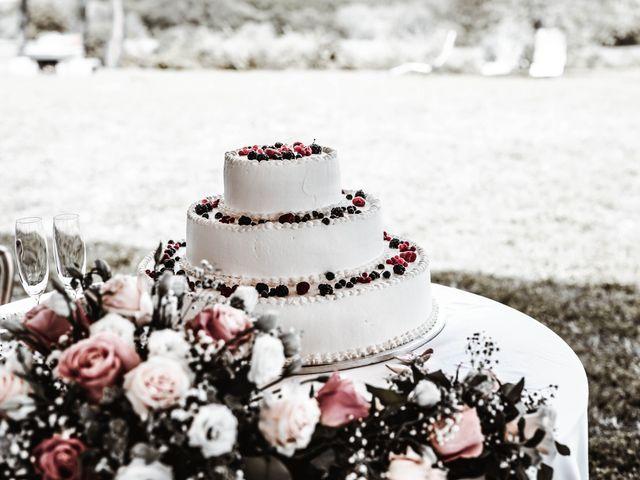 Il matrimonio di Valentina e Matteo a Città della Pieve, Perugia 10
