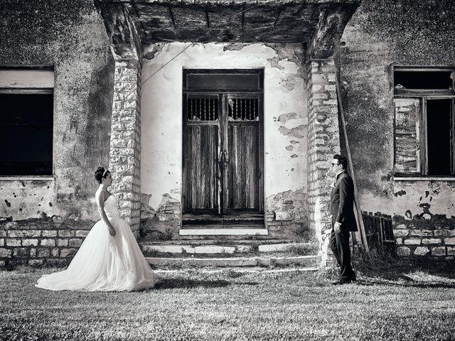 Il matrimonio di Valentina e Matteo a Città della Pieve, Perugia 11