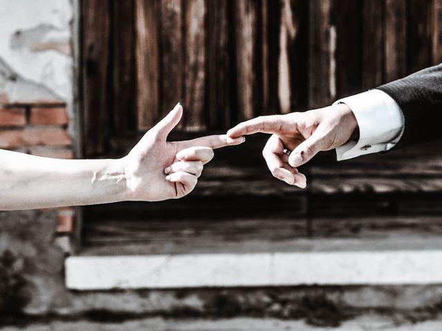 Il matrimonio di Valentina e Matteo a Città della Pieve, Perugia 12