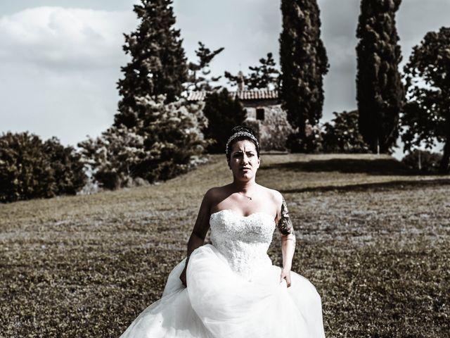 Il matrimonio di Valentina e Matteo a Città della Pieve, Perugia 14