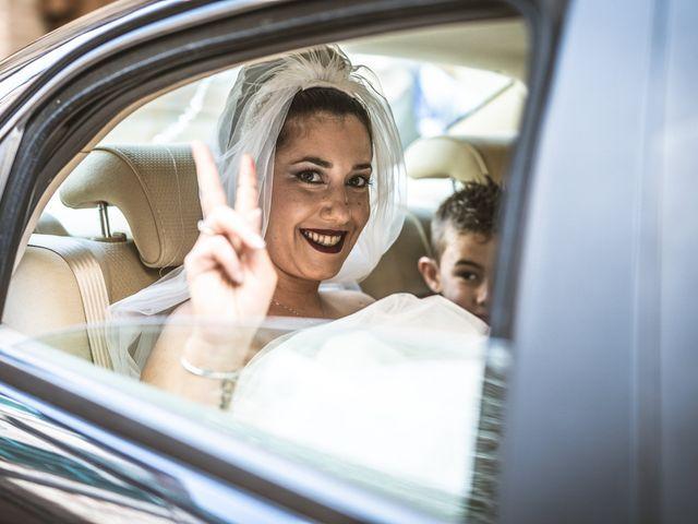 Il matrimonio di Valentina e Matteo a Città della Pieve, Perugia 21