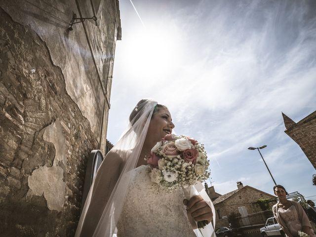 Il matrimonio di Valentina e Matteo a Città della Pieve, Perugia 26