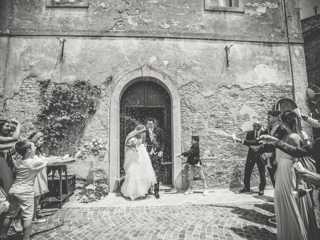 Il matrimonio di Valentina e Matteo a Città della Pieve, Perugia 28