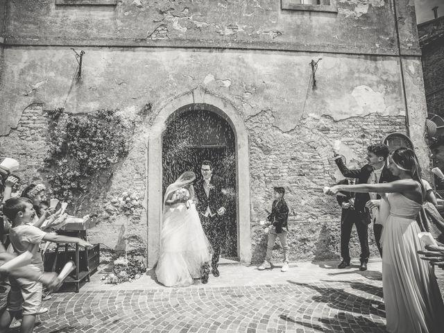 Il matrimonio di Valentina e Matteo a Città della Pieve, Perugia 29