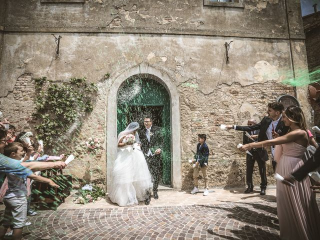 Il matrimonio di Valentina e Matteo a Città della Pieve, Perugia 30