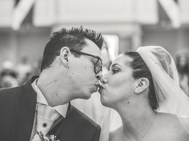 Il matrimonio di Valentina e Matteo a Città della Pieve, Perugia 31
