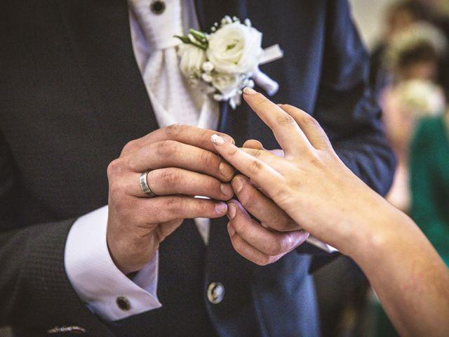 Il matrimonio di Valentina e Matteo a Città della Pieve, Perugia 33
