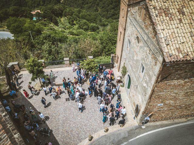 Il matrimonio di Valentina e Matteo a Città della Pieve, Perugia 36