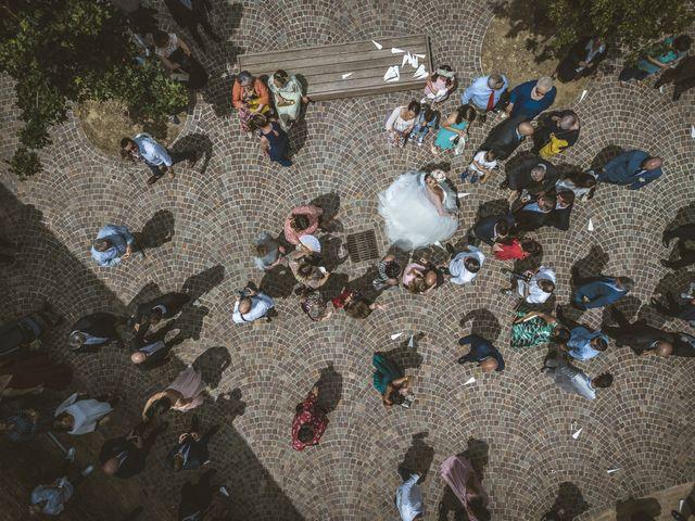 Il matrimonio di Valentina e Matteo a Città della Pieve, Perugia 38