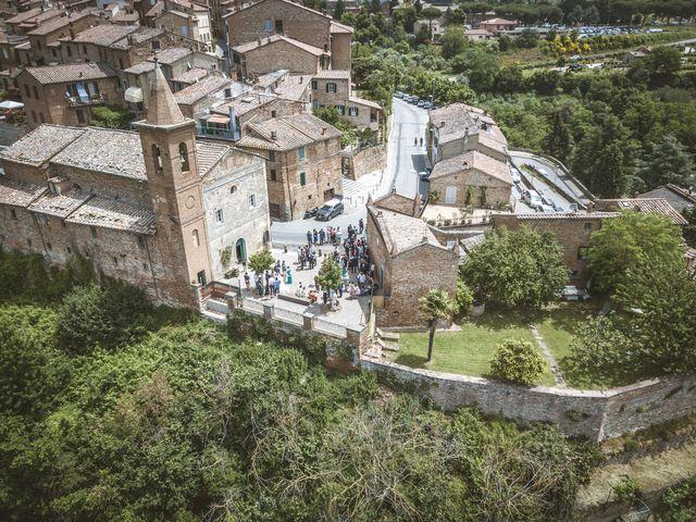 Il matrimonio di Valentina e Matteo a Città della Pieve, Perugia 39