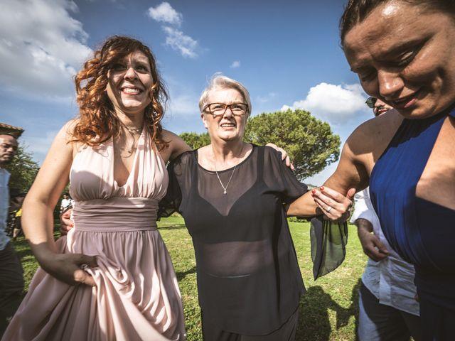 Il matrimonio di Valentina e Matteo a Città della Pieve, Perugia 43
