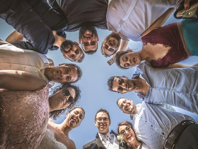 Il matrimonio di Valentina e Matteo a Città della Pieve, Perugia 46