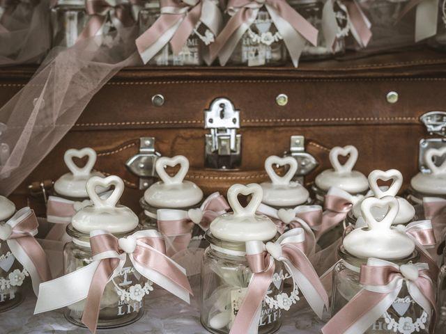 Il matrimonio di Valentina e Matteo a Città della Pieve, Perugia 49