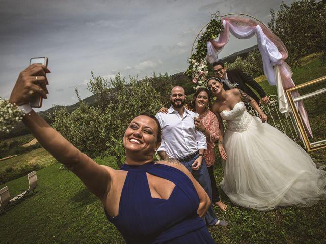 Il matrimonio di Valentina e Matteo a Città della Pieve, Perugia 51