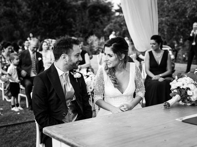 Il matrimonio di Simone e Maria a Garlasco, Pavia 23