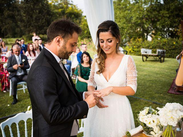 Il matrimonio di Simone e Maria a Garlasco, Pavia 25