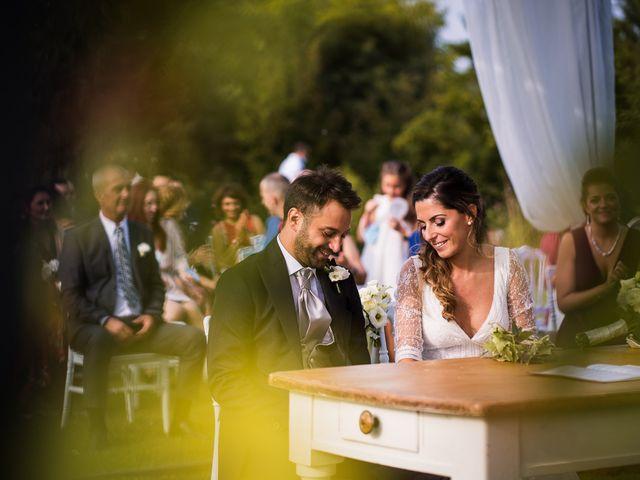 Il matrimonio di Simone e Maria a Garlasco, Pavia 26
