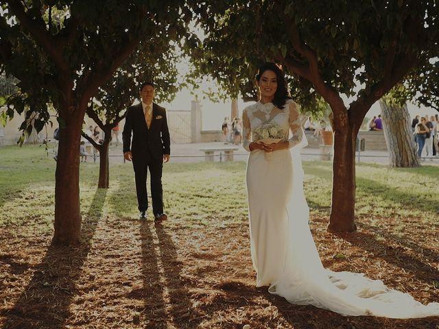 Le nozze di Gabriela e Santiago